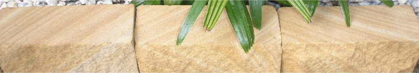 Garden Edging 0402 367 458 Kimberley Sandstone Brisbane