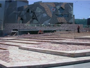 Federation Square Melbourne